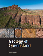 Geology of Queensland by Peter A. Jell