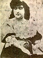 Author photo. Tadj es-Saltaneh, daughter of Nasser al-Din Shah Qajar - Photo uncredited