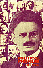 Political profiles by Leon Trotsky