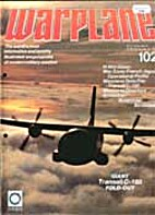 Warplane Volume 9 Issue 102 by Stan Morse