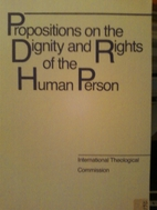 Propositions on the dignity and rights of…