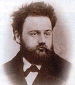 Author photo. Portrait d'Emile Zola à trente ans (1870)