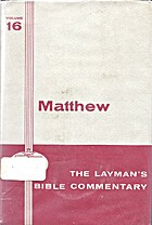 The Gospel According to Matthew (The…