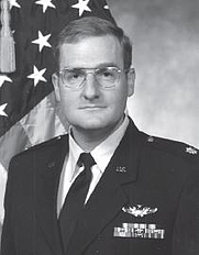 Author photo. Douglas A. Cox [source: page vii of Airpower Leadership on the Front Line, 2006]