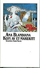 Kopi av et mareritt : noveller by Ana…