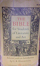 The Bible for Students of Literature and Art…