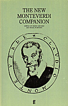 The New Monteverdi Companion by Denis Arnold