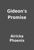 Gideon's Promise by Airicka Phoenix
