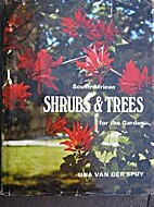 South African Shrubs & Trees For The Garden…