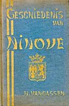 Geschiedenis van Ninove by Herman Vangassen