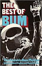 The best of Bum : the quotable Bum Phillips…