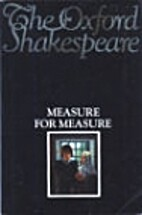 Measure for Measure (The World's Classics,…