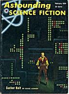 Astounding Science Fiction 1954 02 by John…