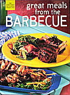Great meals from the barbecue by Donna Hay