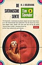 De satanische sekte by H. J. Oolbekkink