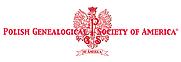 Author photo. Logo of the Polish Genealogical Society of America