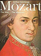 Mozart by Arthur Hutchings