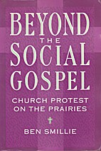 Beyond the social gospel : church protest on…
