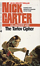 The Tarlov Cipher by Nick Carter