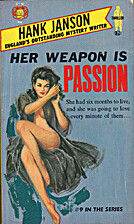 Her weapon is passion (A Gold Star book) by…