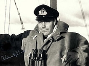 Author photo. Capt. Alan J. Villiers