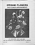Origami Flowers and Flower Arrangements by…