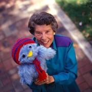 Author photo. uploaded from wikimedia commons, American children's author Jane Belk Moncure, James A. Moncure II