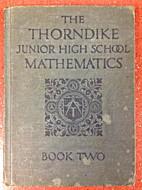 The Thorndike Series of Junior High School…