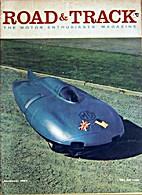 Road & Track 1957-11 (November 1957) Vol. 9…