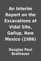 An Interim Report on the Excavations at…