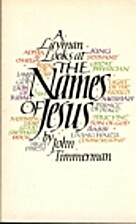 Layman Looks at the Names of Jesus by John…