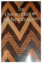 The Oxford History of New Zealand by…
