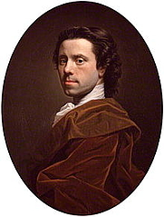 Author photo. Allan Ramsay (1713-1784)