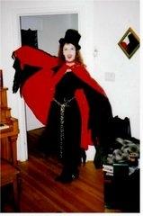 Author photo. I vant you to reeeed my booook!
