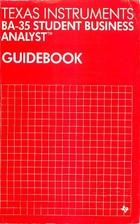 Business Analyst guidebook by Elbert B.…