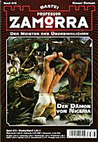Der Dämon von Nigeria by W.K. Giesa