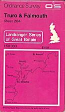 Landranger Map 204: Truro & Falmouth,…
