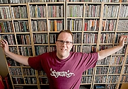 Author photo. Made for recent interview by René Bradwolff