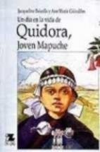 Quidora, Joven Mapuche (Spanish Edition) by…