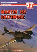 Martin 187 Baltimore (Monografie Lotnicze…