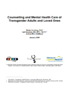 Counseling and Mental Health Care of…