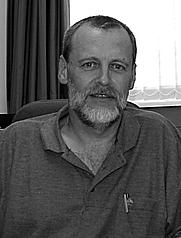 Author photo. Jacobus Petrus Roux