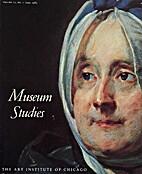Museum Studies Vol 12 No 1 Fall 1985 The Art…