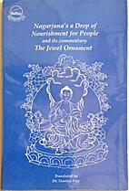Nargarjuna's Drop of Nourishment for People…