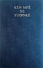 Kèn mfé ne yuopnké (het nieuwe testament…