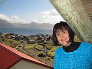 Author photo. Deborah Meroff