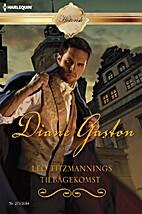 Leo Fitzmannings Tilbagekomst (Harlequin 273…