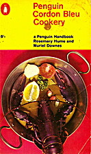 Penguin Cordon Bleu Cookery by Rosemary Hume