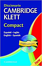 Dictionary Cambridge Klett Compact Cd by…