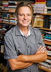 Author photo. Author's homepage